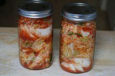 Cabbage Kimchi recipe on Food52