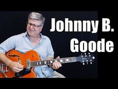 Johnny B Goode Lesson + Tutorial - Guitar Riffs of Classic Rock - Not on Beato Top 20 Guitar Strumming, Guitar Tabs Songs, Guitar Chords And Lyrics, Easy Guitar Songs, Guitar Riffs, Guitar Lessons For Beginners, Music Lessons, Johnny B Goode, Guitar Exercises