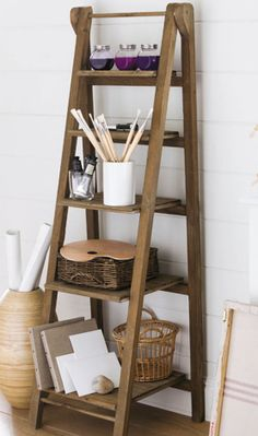 1000 images about idee per la casa on pinterest spice storage vanities an - Etagere faite maison ...