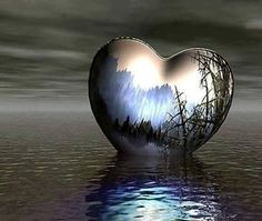 i do not own or claim any photos music just sharing beautiful artwork and great music. Heart In Nature, Heart Art, I Love Heart, Happy Heart, Photo Trop Belle, Cool Pictures, Beautiful Pictures, Heart Images, Heart Pics