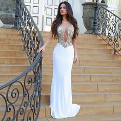 Sophia Miacova – her skin care secrets at skincaretips. Sophia Miacova, Best Wedding Dresses, Perfect Wedding Dress, Prom Dresses, Formal Dresses, Dress Prom, Sequin Dress, Dress For You, Dress Up
