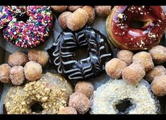 Union Square Donuts: Boston, Massachusetts 10 Best Doughnut Shops in the U. Holy Donut, Square Donuts, Doughnut Shop, National Donut Day, Places To Eat, The Best, Delicious Desserts, Nom Nom, Sweet Tooth