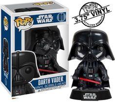 POP! Figur Star Wars Darth Vader