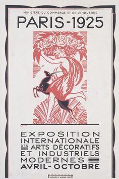 O nome Art Déco surgiu durante uma exposição de artes decorativas em plena capital francesa de 1925. O evento de arte mais importante do pós guerra aconteceu em 31 de maio. O movimento é caracterizado por uma estética de glamour, elegância e romantismo, numa década que começava a idolatrar o luxo de Hollywood. O designer de mobiliário Émile-Jacques Ruhlam, o estilista de moda Paul Poiret e o arquiteto e designer de mobiliário Charles Édouard Jeanneret são os seus mais destacados…