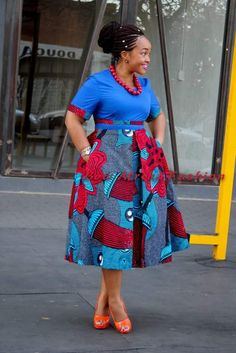 Fashion ideas for womens african fashion 046 African Fashion Ankara, Latest African Fashion Dresses, African Dresses For Women, African Print Dresses, African Print Fashion, Africa Fashion, African Attire, African Wear, Shweshwe Dresses