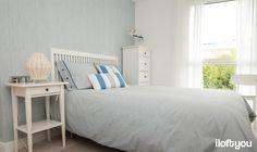 #proyectositges #iloftyou #interiordesign #ikea #sitges #lowcost #catalunya #beach #bedroom #hemnes #bardu #nyponros #matilda