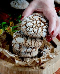 Snack Recipes, Dessert Recipes, Snacks, Sweet Cookies, Polish Recipes, How Sweet Eats, Something Sweet, Food Photo, Food Pictures