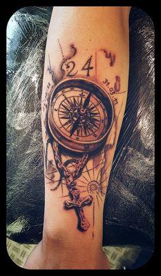 Greg Iron tattoo