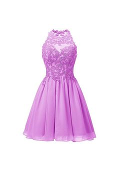Chiffon Short Prom Dresses Homecoming Dresses Bridesmaid Dresses PG066