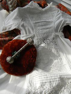SOLD! $75.99 Check out this divine confection!  This antique christening gown is a masterwork of pintucking, lace and eyelet!  Find it in our auctions:http://cgi.ebay.com/ws/eBayISAPI.dll?ViewItem=180838324946=STRK:MESE:IT