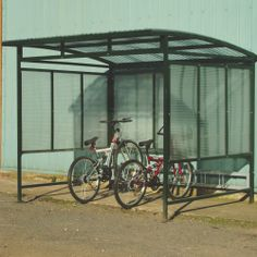 Model BCS07Z #Cycle #Shelter Can fit up to seven #bikes Constructed from heavy #gauge #steel framework of bolted components Fitted with triple wall #polycarbonate roof and side panels to protect the bikes Modern and attractive design Promote a healthy lifestyle in the workplace Staggered #storage to prevent the handles from clashing See more at: http://shop.hsil.co.uk/p-3464-cycle-shelter.aspx#sthash.FKOhWdSW.dpuf