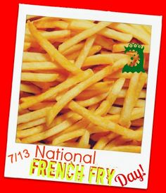 Happy National (healthy) French Fry Day- 2 healthier recipes!