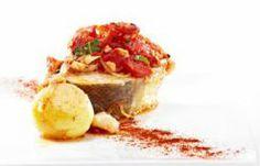 Postas de Pescada Nº 5 no Forno - Consultem esta deliciosa receita e ajudem-me a ganhar um Tablet na Promoção Poupar e Ganhar, só com a Pescanova.