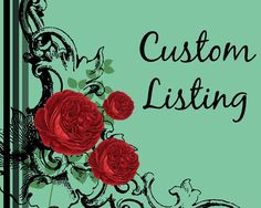 Shop Banner Logo Design 7 Piece Custom by TheCraftyMarketer $25.00