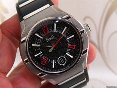 2a3687e7ab2 Piaget Polo FortyFive ref. G0A35010 Titanium Automatic Men s Watch Mint
