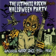 """This is some fun """"Arkansas Swing"""" for those who love country swing music AND Halloween!  Graveyard Boogie Buster Doss & His Arkansas Playboys 