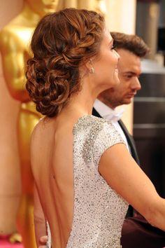 peinados de gala peinados recojidos peinados recogidos para boda peinados cabello recogido belleza novias vestidos de alfombra roja maquillaje de