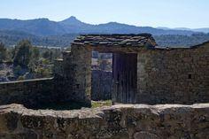 La puerta del abandono