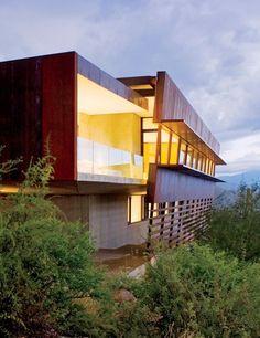 house in Santa Catalina Mountains / Rick Joy Architect