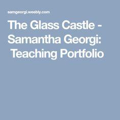 the glass castle mla citation