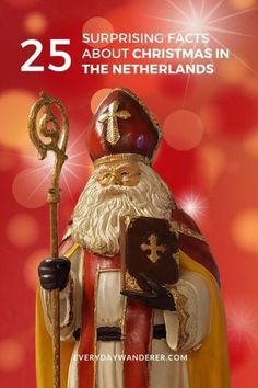 Because it's fascinating to see how Christmas is celebrated differently around the globe, here are 25 surprising facts about Christmas in the Netherlands. Christmas Trivia, Christmas Traditions, Christmas Time, Christmas Bulbs, Christmas Decorations, Christmas Facts, Christmas Markets, Netherlands Facts, Dutch Netherlands