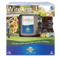 PetSafe Wireless Instant Fence Pet Containment System