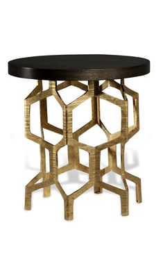Designer Art Metal Side Table, sharing luxury designer home decor inspirations and ideas for beautiful living rooms, dinning rooms, bedrooms & bathrooms inc furniture, chandeliers, table lamps, mirrors, art, vases, trays, pillows, accessories & gift courtesy of InStyle Decor Beverly Hills enjoy & happy pinning