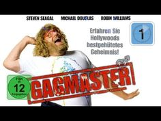 Gagmaster (OV, Dokumentarfilm mit Whoopy Goldberg, Robin Williams)