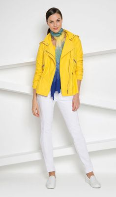 Yellow and White - ETCETERA