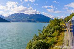 Seward a Anchorage - Viajando de Trem pela Alaska Railroad | Nerds Viajantes