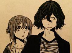 Chise Hatori et Ruth - Mahou Tsukai no Yome