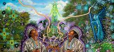 7 PLANTES LÉGALES QUI PEUVENT MODIFIER VOTRE CONSCIENCE ET ECLAICIR VOS REVES......DOCUMENT......
