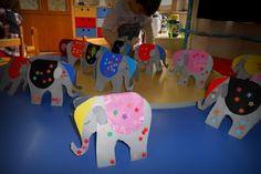 Hindistan Filleri-Okul öncesi eğitim : MİNİ GÜNCE