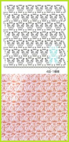 http://media-cache-ec0.pinimg.com/originals/bb/e9/65/bbe96583bed8790e240b11fa83ac90bb.jpg #crochetstitches