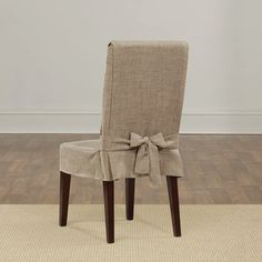 The 25 Best Dining Chair Slipcovers Ideas On Pinterest