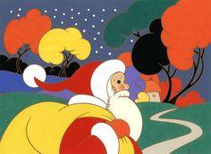 Santa Pcture Clarise Clint
