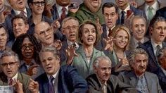 McNaughtonArt - YouTube ~~~ Liberalism is a disease.....awesome playlist on this artist's work