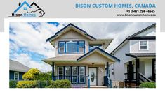 Bison Custom Homes has strong relationships with qualified contractors. They provide high-quality construction materials that ultimately help in constructing a luxurious home of high quality. Custom Home Plans, Custom Home Designs, Custom Home Builders, Custom Homes, Design Your Dream House, Build Your Dream Home, House Design, Building Plans, Building A House