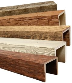 The largest selection of faux stone panels, faux wood beams & more can be found with the Barron Designs family of products.