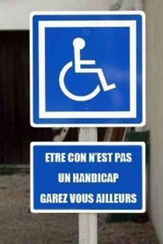 Du bon humour belge !