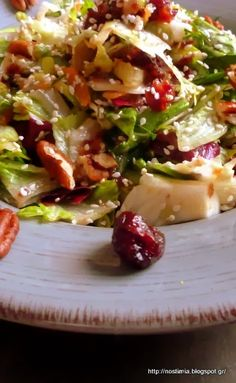 Cranberry Sauce, Pecan, Bakery, Sweet Home, Vegetables, Cooking, Green, Recipes, Food