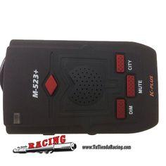 Detector de Rádar M325 con Procesador Quad-Core para Coche Idioma Inglés *EL MÁS COMPLETO* -- 72,09€