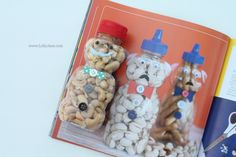 Party in a jar, craft ideas! Make these Father