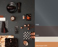 color trend by Tikkurila Color Inspiration, Interior Inspiration, Interior Ideas, Interior Design, Dark Grey Walls, Hearth And Home, Color Balance, Colour Pallete, 2015 Trends