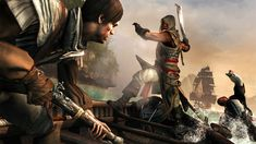 Assassin's Creed 4′ DLC Freedom Cry Launch Trailer