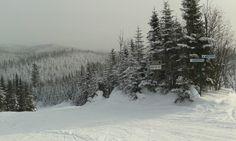 Vue des pistes, Le Valinouet, Falardeau Québec, décembre 2013 2013, Photos, Canada, Snow, Outdoor, Dance Floors, Outdoors, Photographs, Outdoor Games