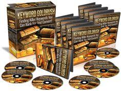 Keyword Goldrush V2 - eBook & Videos - Master Resale Rights