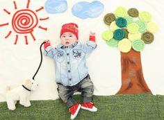 「赤ちゃん写真スタジオでベビーファインアート♪」の画像|子供や七五三の自然な記念写真の撮影は東… |Ameba (アメーバ)