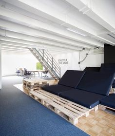 TAXIs Offices by Ideal Projects
