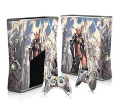 Winks Xbox 360 Skin for Xbox 360 Skin console and 2 controllers. Choose your favorite design from a huge range of Xbox 360 skins collection for Xbox 360 Console.